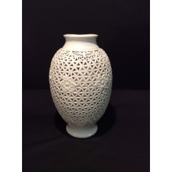 Leeds Ware Vase