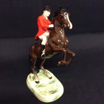Beswick Mounted Huntsman (898 pattern)