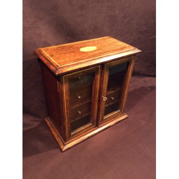 Rosewood Smokers Cabinet