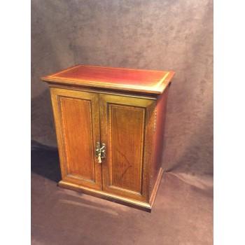 Mahogany Smokers Cabinet