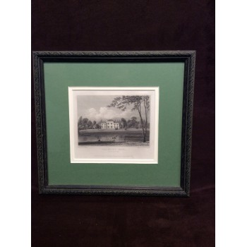 Framed Print of Wolseley Hall, Staffordshire.