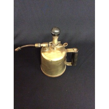 Brass hand sprayer