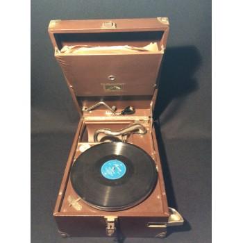 HMV Portable Gramaphone