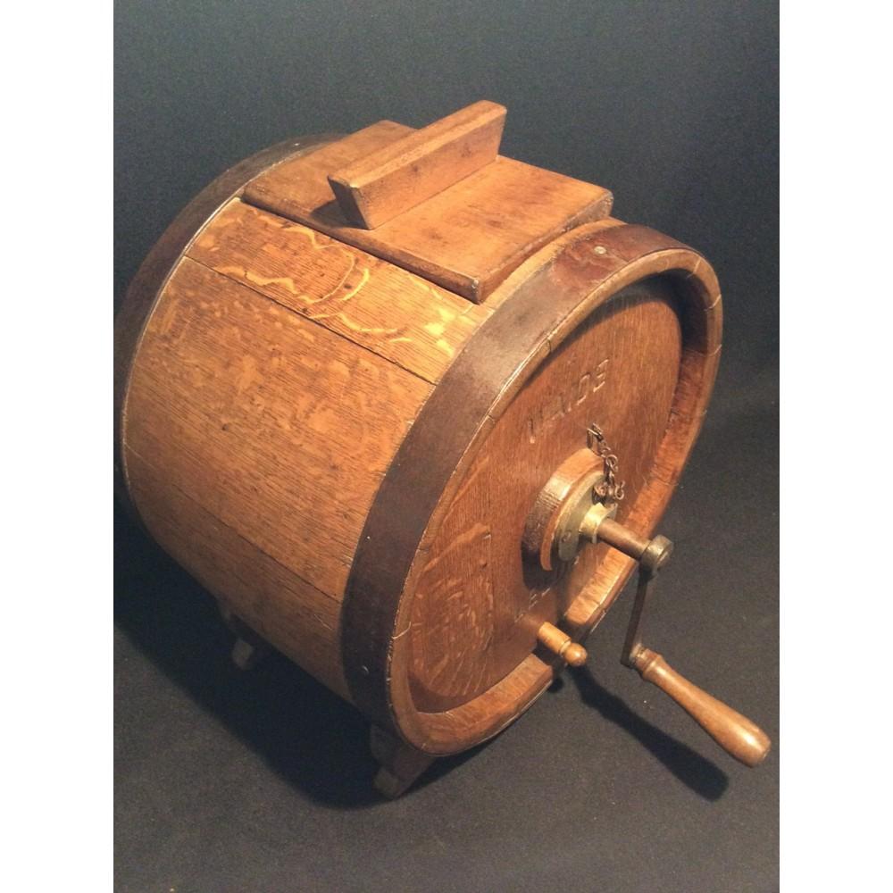 Oak Butter churn